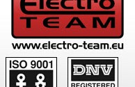 Electro-Team – Electrical for shipyards, ships and all switchboards